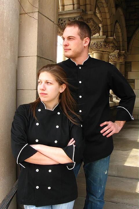Custom Chef Coats Jackets