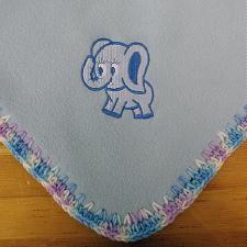 Baby Blankets, Fleece Baby Blankets, Personalized Fleece Baby Blankets