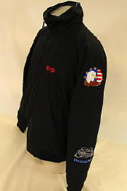 Personalized, Custom Embroidered Jacket
