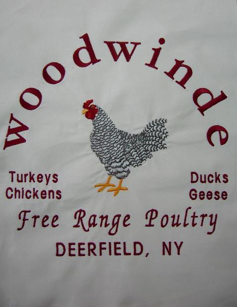 Custom Hoodie - Dominique Chicken
