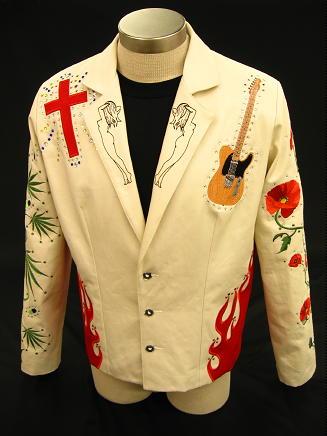 Gram Parsons Nudie Suit - Gram Parsons Nudie Jacket: Rendition of ...