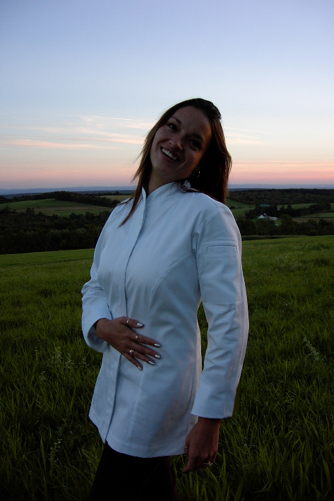 Women's Lab Coat - Custom Made