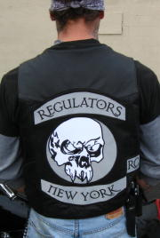 Custom Embroidered -Biker Patches - Motorcycle Patches
