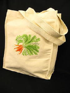 Personalized Tote Bags - Custom Tote Bags - Embroidered Tote Bags ...