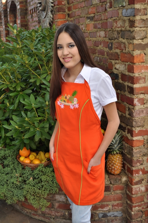 Custom Women�s Apron � Crooked Brook